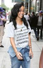 Rihanna No Makeup 6