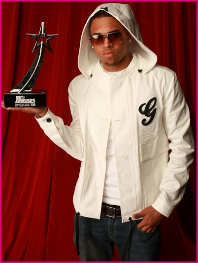 Chris Brown 2008 Chris Brown Reveals Ne...