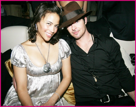 paula patton robin thicke. Robin Thicke with wife Paula