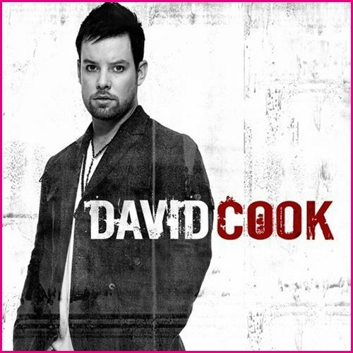 david cook album cover light on. Does David Cook#39;s album cover