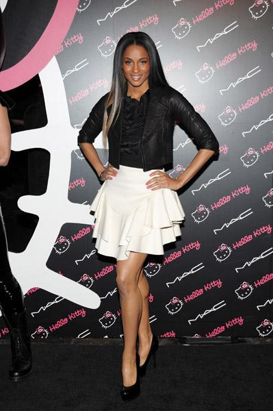 //Out & About: Ciara, Teyana Taylor, Fergie, Keyshia Cole