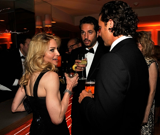 Guy Oseary Oscar Party