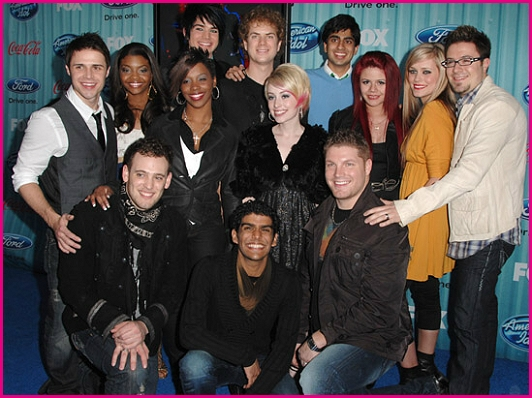 american idol contestants season 8. American Idol season 8