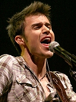 Kris Allen - Getty