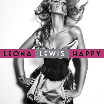 "Leona Lewis ""Happy"" cover - J Records"
