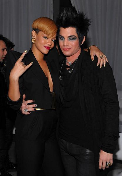 Rihanna, Adam Lambert, Taylor Swift, More Attend VEVO Launch