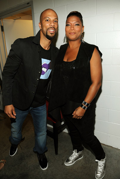 Queen Latifah and common