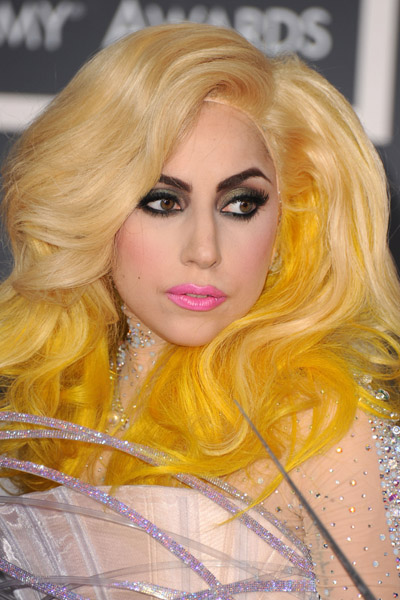 gaga1 52nd Annual Grammy Awards