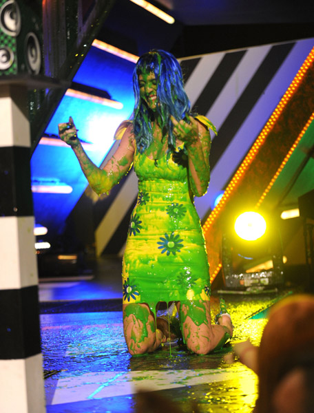 Katy Perry Slimed 5 Neon Limelight Exclusive Music