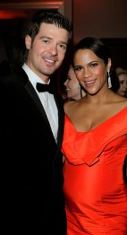 Robin Thicke Brothers And Sisters paula patton hot