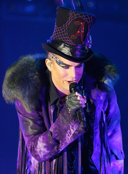 Adam 1 Glam Nation Tour New York City