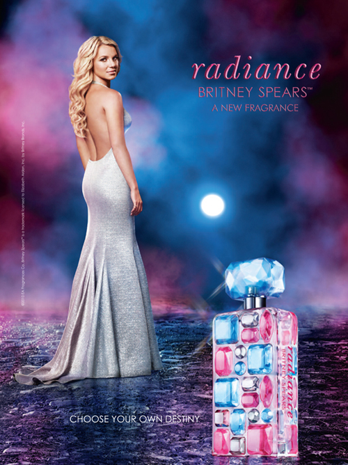 Britney Spears - Radiance promo
