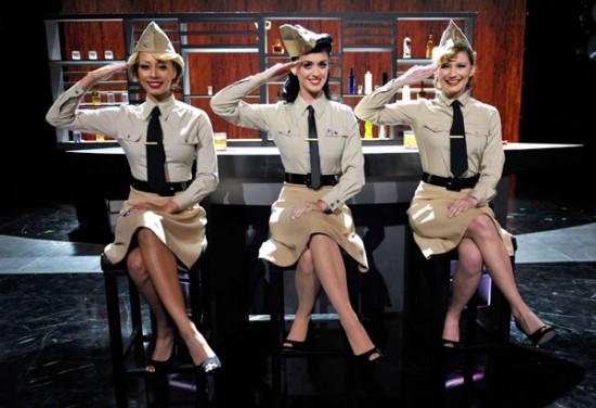 Keri Hilson, Katy Perry, Jennifer Nettles - Wireimage. Diva alert!