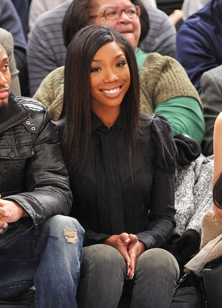 brandy and terrence dating