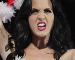 Katy Perry at Y100's Jingle Ball