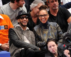 Swizz Beatz and Alicia Keys - Getty Images