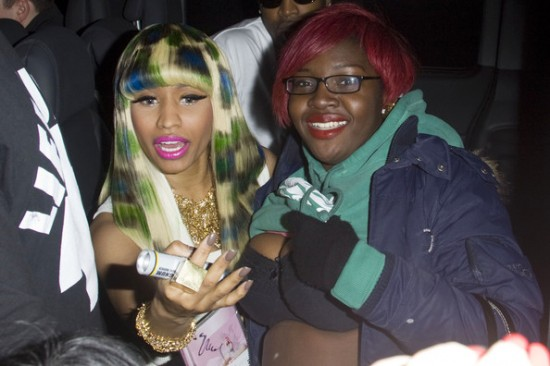 nicki minaj barbie world album cover. Nicki Minaj - PacificCoastNews