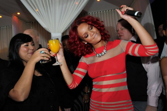 Rihanna Wireimage