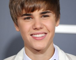 Justin 1 2011 Grammy Awards