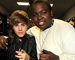 Justin Bieber and Sean Kingston - Wireimage