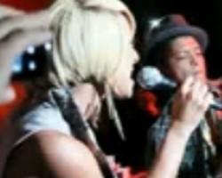 Keri Hilson and Bruno Mars