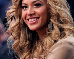 Beyonce At All-Star Game