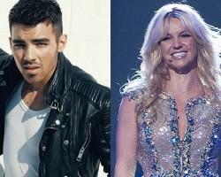 Joe Jonas, Britney Spears - Details Magazine, Wireimage