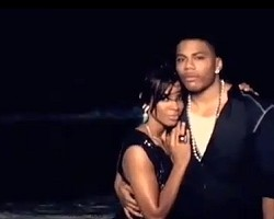 "Kelly Rowland and Nelly in ""Gone"""
