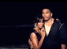Kelly Rowland And Nelly Gone