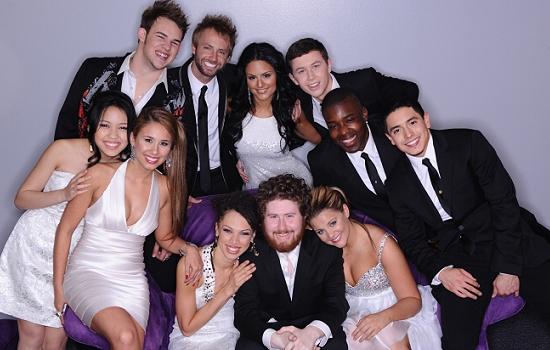 american idol season 10 top 11. American Idol season 10#39;s top