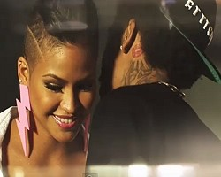 Cassie And Chris Brown Crawl