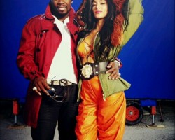 50 Cent and Nicole Scherzinger - plixi