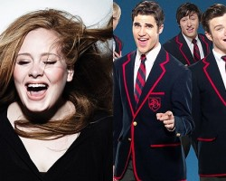 Adele, The Warblers - Rolling Stone, Fox