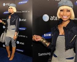 Nicki Minaj - Wireimage