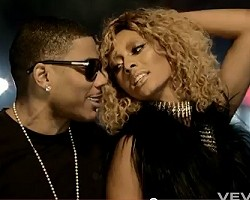 "Nelly and Keri Hilson in ""Lose Control"""