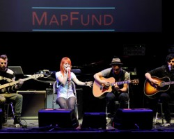 Paramore at MusiCares event