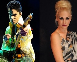 Prince, Gwen Stefani - Getty