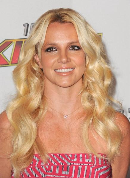 Britney Spears attends 2011 Wango Tango
