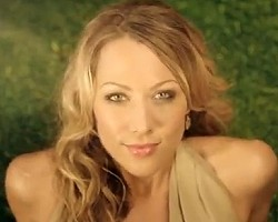 "Colbie Caillat in ""Brighter Than The Sun"""