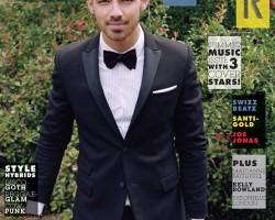 Joe Jonas - Paper Magazine