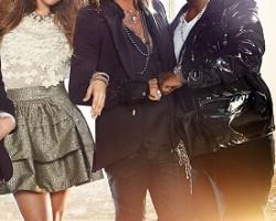 Jennifer Lopez, Steven Tyler, Randy Jackson - FOX