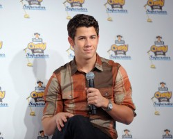 Nick Jonas - Getty