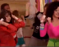 """Rebecca Black and Katy Perry in """"Last Friday Night (TGIF)"""