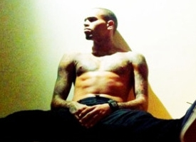 Chris Brown Twitpic on Chris Brown   Twitpic