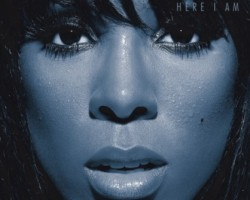 Kelly Rowland Here I Am Album Cover