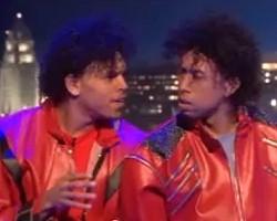 Chris Brown and Affion Crockett