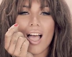 "Leona Lewis in ""Collide"""