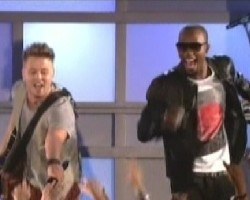 Ryan Tedder of OneRepublic and B.o.B