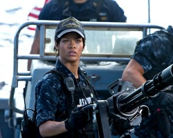 Rihanna Battleship photo