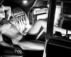 Rihanna Armani 1